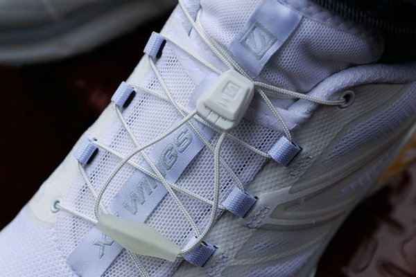 SALOMON XT-WINGS 2 鞋款全新黑白双色曝光~