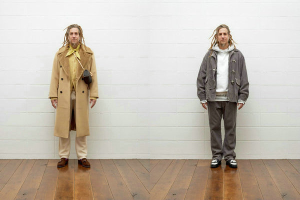 UNUSED 2021 全新秋冬系列 Lookbook 赏析