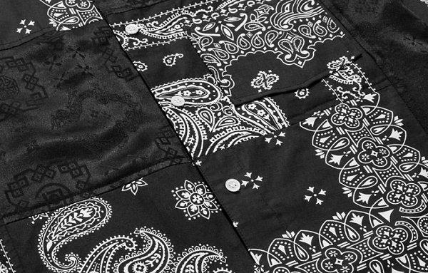 CLOT x MIYAGIHIDETAKA 全新联名衬衫即将登场,腰果花点缀