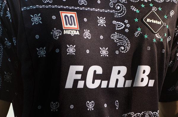 F.C.R.B. x MEYBA 全新联名系列即将登场,球衣风格