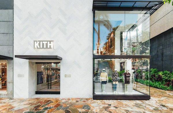 KITH 夏威夷旗舰店正式开业,水果冰棍亮了!