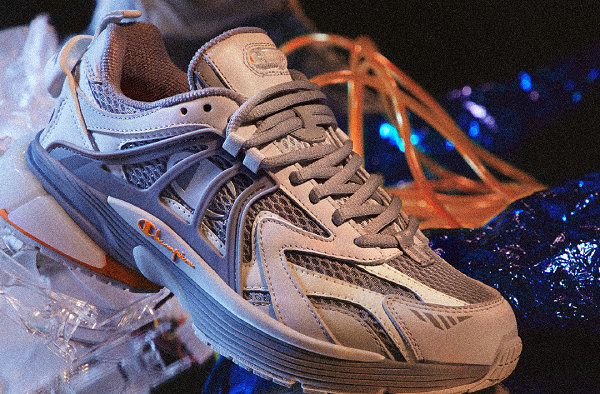 Champion 全新 Time Racer 鞋款系列首发配色上架