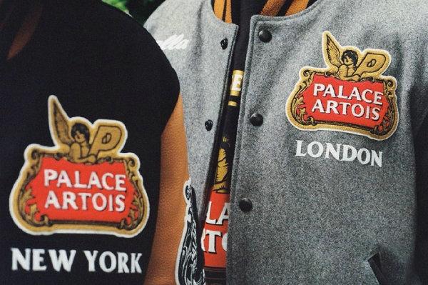 Palace x Stella Artois 时代啤酒全新联乘系列即将登场