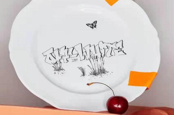 Off-White x Ginori 1735 全新联乘餐具套组亮相