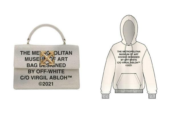 Off-White x The Met x VOGUE 三方联名系列即将登场