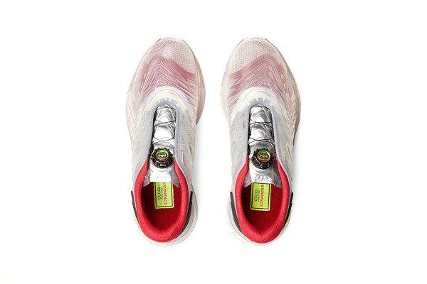 Gucci 古驰全新 Ultrapace R 透明橡胶鞋发售