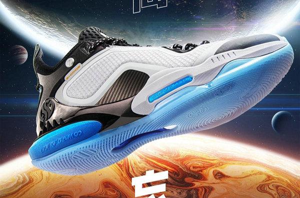 361° 全新 AG2 篮球鞋更多实物细节抢先预览,实战精品